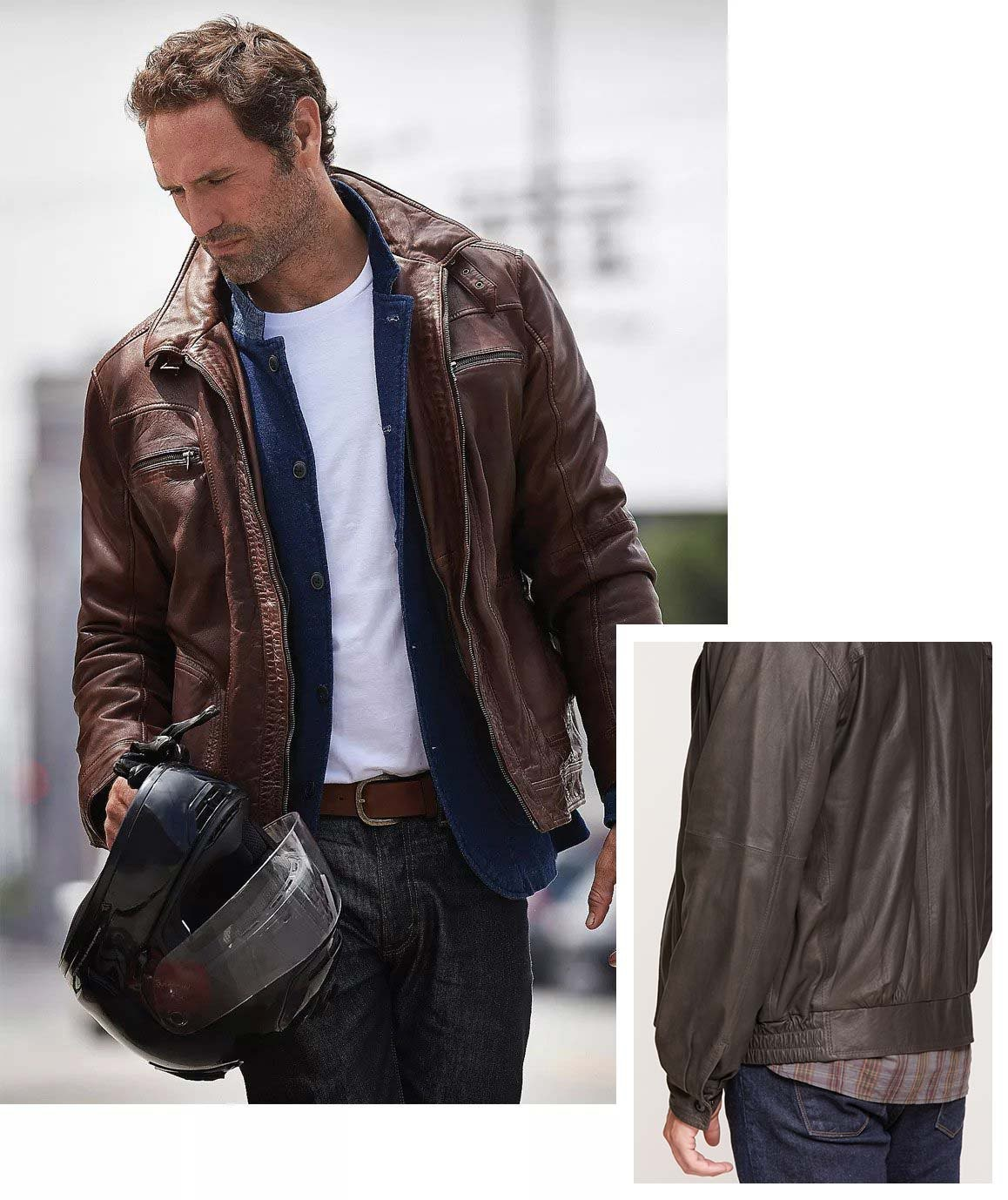 TOP ESSENTIAL GUIDELINES FOR BUYING A LEATHER JACKET
