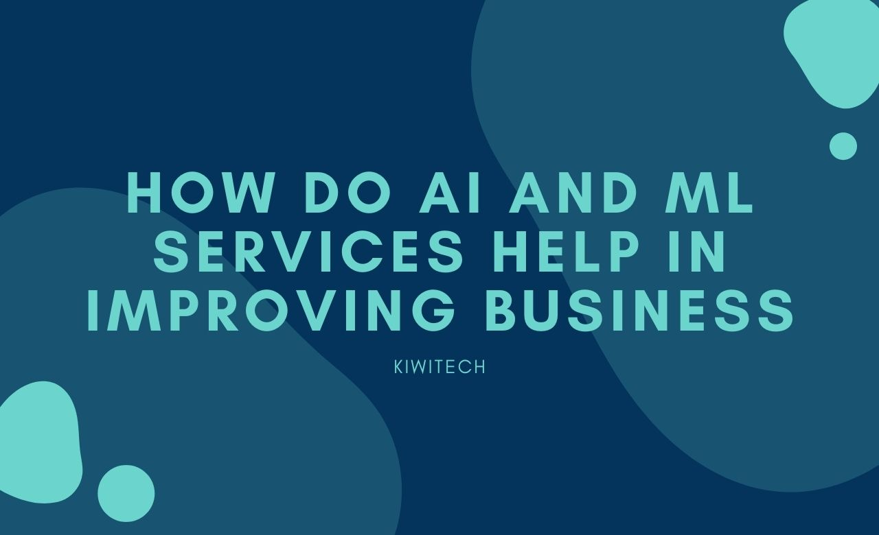 AI and ML services