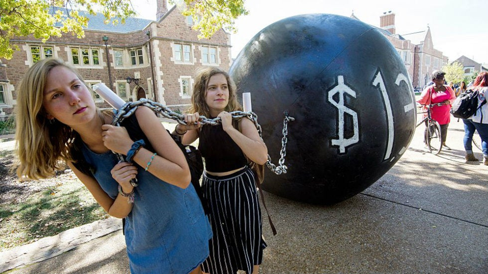 How to solve the student loan crisis